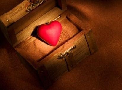 Onde está o seu coração?