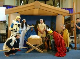 Muçulmanos se convertem e celebram o Natal
