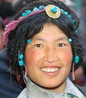 Povos Não Alcançados: Tibetano Shanyan na China