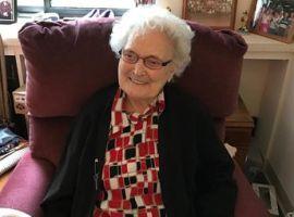 Missionária continua pregando o evangelho aos 107 anos de idade