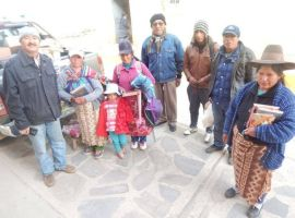 Diário de missões: Peruano afirma que Igreja que não faz missões, tem que nascer de novo