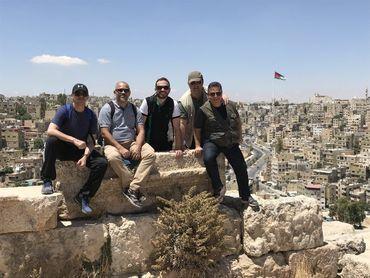 Diário de Missões: Pastor participa de projeto missionário no Oriente Médio