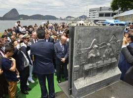 CPAD faz culto na Ilha de Villegagnon finalizando as comemorações dos 500 anos da Reforma Protestante