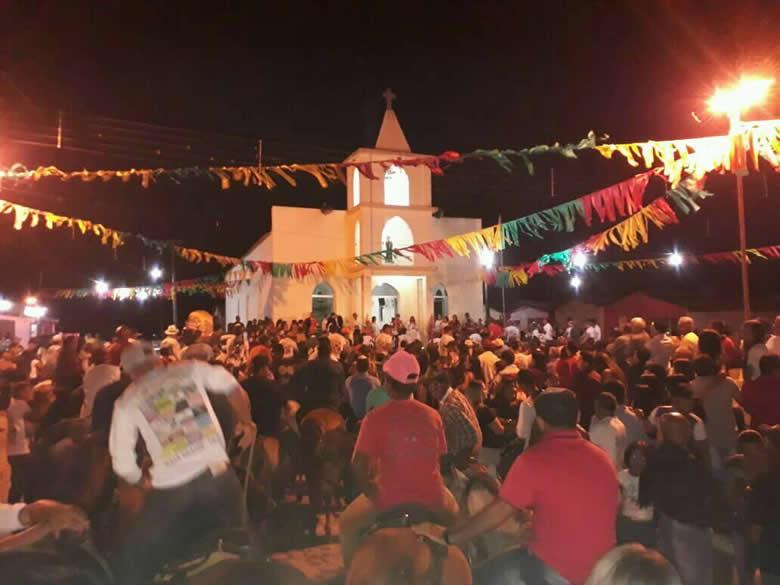 Noite dos vaqueiros supera expectativa no distrito de Mata Grande, em Conceição