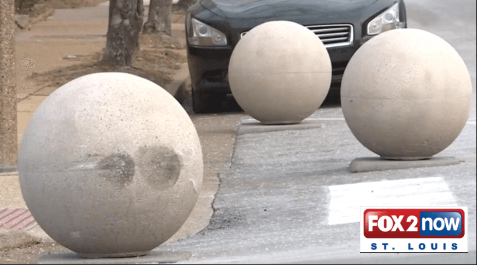 concrete spheres frustrate st