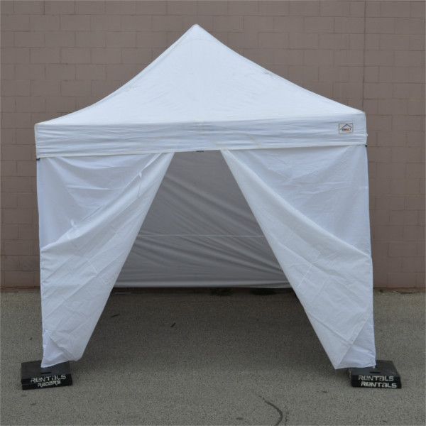 Pop-Up Tent Wall (Zipper) & Tent Weights - Radars Rentals