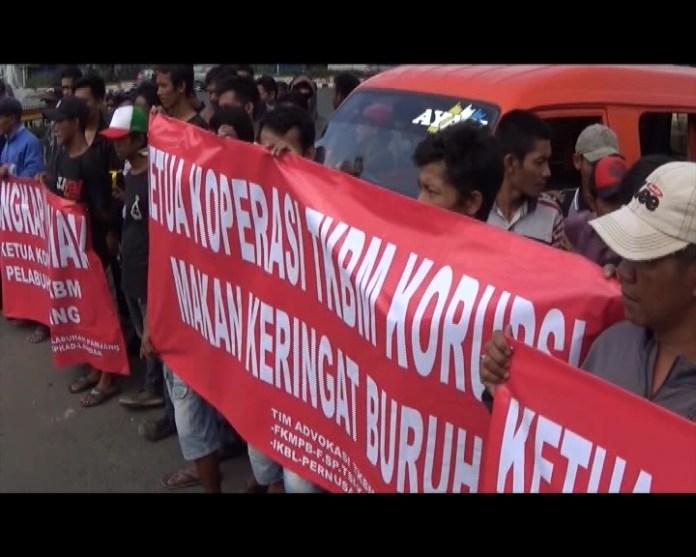 Dugaan Korupsi Dana Koprasi Buruh Pelabuhan