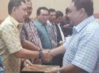 PWI Lampung Raih Penghargaan PWI Terbaik se Indonesia