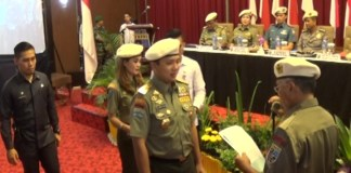 Pelantikan Fkppi Lampung