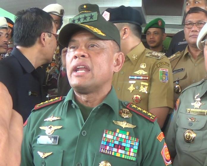 Panglima TNI Beri Kuliah Umum Ke Ribuan Mahasiswa