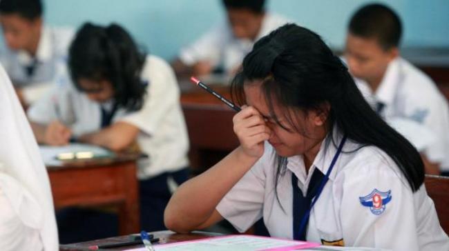16 SMP Se-Lampung Siap Ujian Nasional Pada 9 Mei