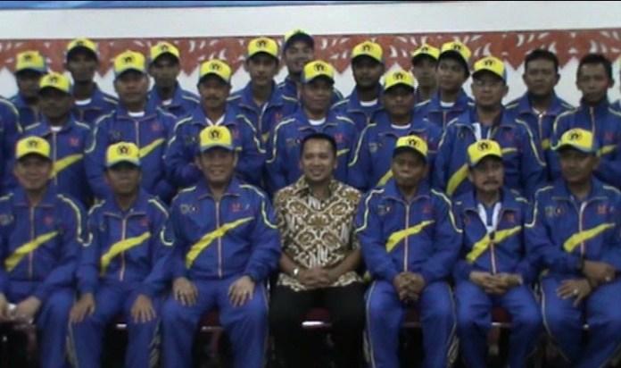 Gubernur Pacu Prestasi Kontingen PWI Lampung