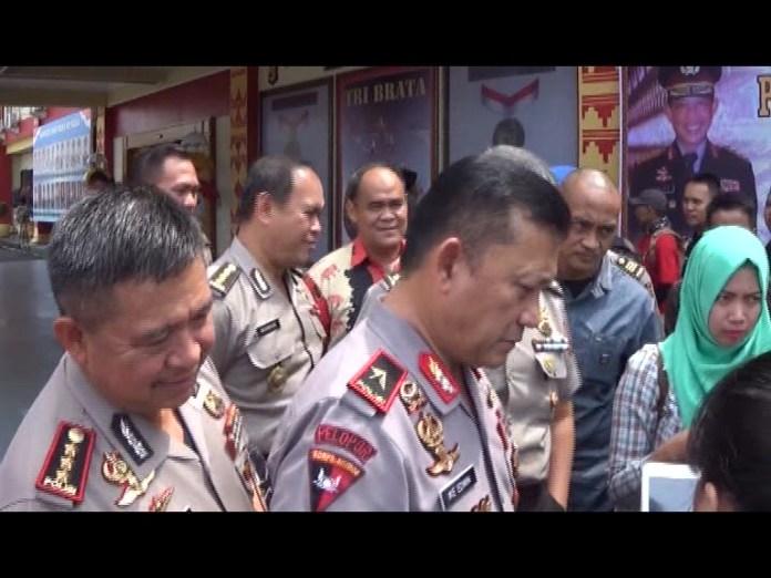 Brigadir M A Tetap Bungkam Kapolda Janji Tak Akan Campuri Kasus Tersangka