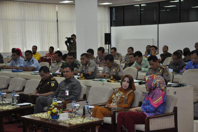 Lampung Menjadi Ruang Wilayah Pertahanan Negara Yang Dinamis