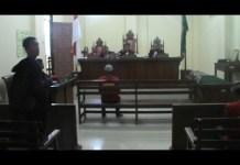 Oknum Polisi Divonis 10 Tahun Penjara