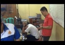Oknum Pegawai Rutan Kotabumi Ditangkap Polisi