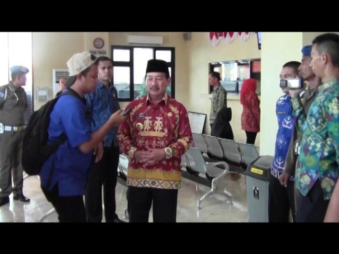Herman Hn Tegaskan Tak Akan Impor Pejabat
