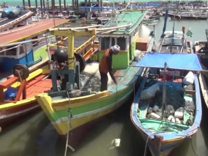 Pelelangan Ikan Dermaga Bom Langka Ikan