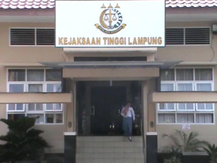 Korupsi Proyek Siswa Miskin Disdik Provinsi Lampung
