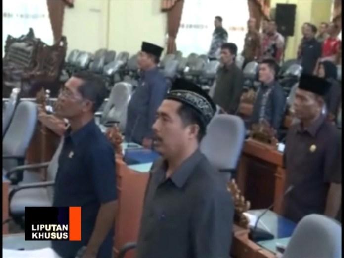 Delapan Fraksi DPRD Kembali Kritik RAPBDP Lampung Timur Tahun 2016