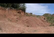 Polda Lampung Tutup Tiga Tambang Ilegal