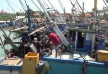 Empat Bulan Tempat Pelelangan Ikan Tak Beroprasi