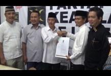 Sujadi Maju Kembali Dalam Pemilihan Kepala Daerah Kabupaten Pringsewu