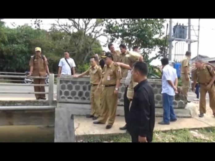 Hindari Banjir Pemkab Lampura Normalisasi Sungai