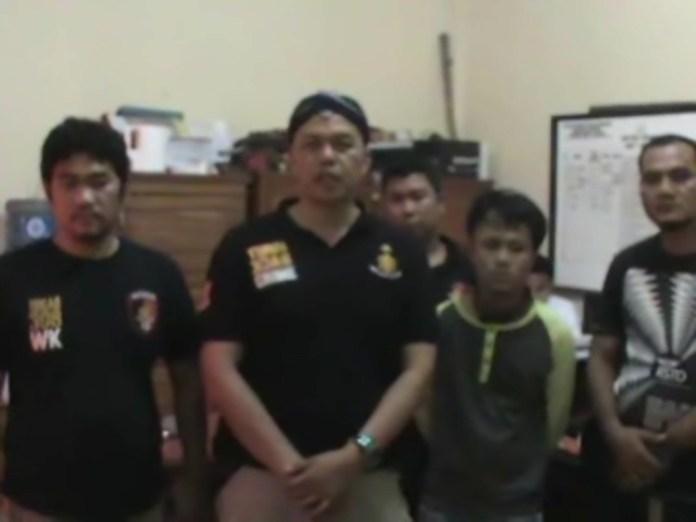 Dua Remaja Pelaku Pungli Jembatan Timbang Way Kanan Diringkus
