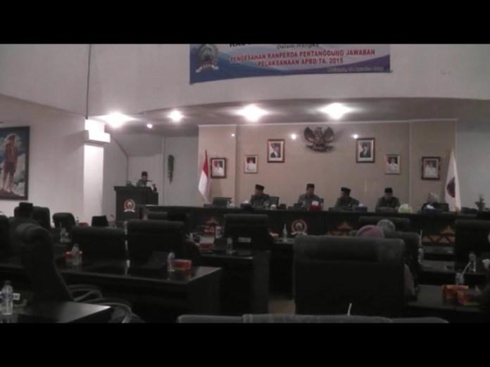 Fraksi Demokrat Mengkritik Pelayanan RSUD Bob Bazar Kalianda