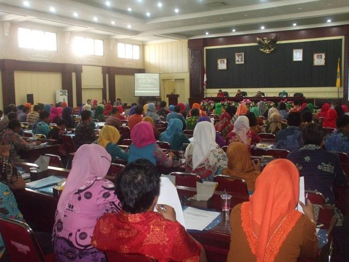 Pemprov Gelar Rapat Koordinasi Sekda Kabupaten/Kota Se-Provinsi Lampung