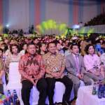 Gubernuer Lampung Ajak Umat Beragama Agar Saling Menjaga Kerukunan