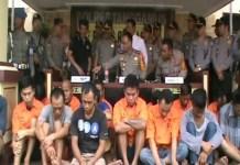Polres Tanggamus Berhasil Ungkap 60 Kasus Kejahatan