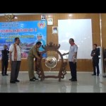 Musrocab Koni Waykanan Deni Ribowo Aklamsi Ketua KONI Waykanan