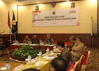 Gubernur Lampung Hadiri Munas APPSI