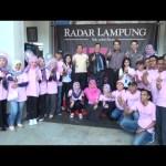 Rayakan Milad ke 17, Radar Lampung Banjir Ucapan