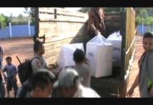 Pendistribusian Logistik Terus di Lakukan Hingga ke Kecamatan