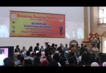 Universitas Teknokrat Gelar Seminar Teknologi Informasi (Society 8 M)