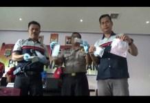 Polisi Amankan Bandar Sabu-Sabu