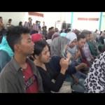 Ratusan Mahasiswa Fakultas Pertanian Unila Ikuti Kuliah Umum Gubernur Lampung