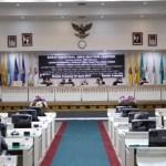 Pemerintah Dan DPRD Provinsi Lampung Tetapkan Lima RPD