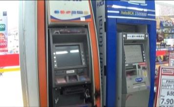 Bobol ATM Alfamart, Gasak Rp 400 Juta