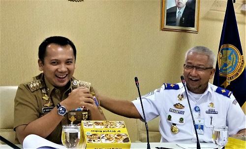 PTS Sepakat, Dukung Gubernur Ridho Kembali Pimpin Lampung