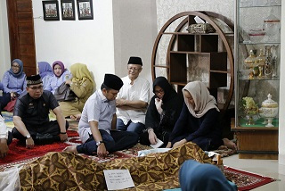 Gub Lampung Turut Berbela Sungkawa atas Meninggalnya Setiato