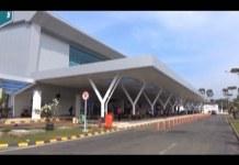 Jokowi Resmikan Bandara Internasional Raden Inten II