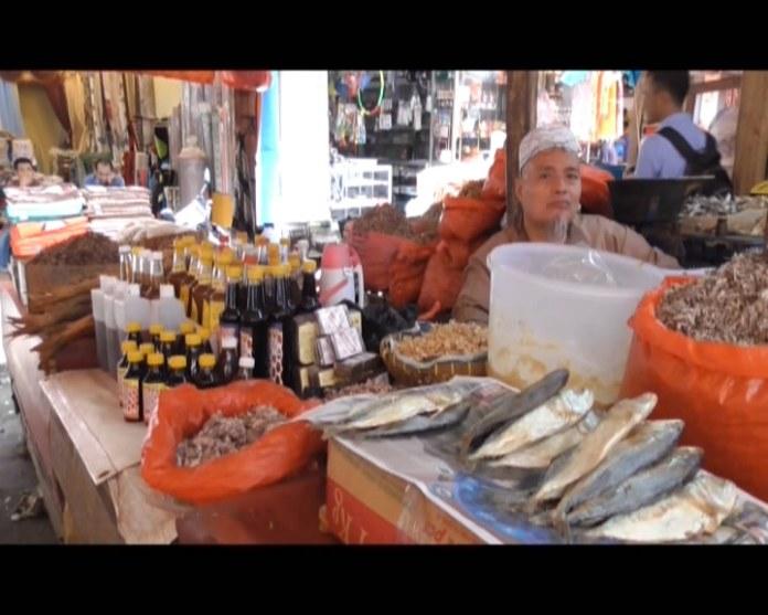 Lagi, Harga Ikan Asin Melambung