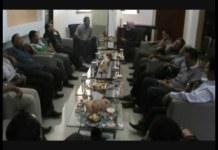 Pertanyakan Aset Kota Metro, KHAMI Sambangi DPRD
