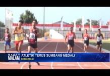 Porwil Sumatera 2019, Atletik Terus Sumbang Medali