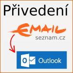Přivedení emailu ze Seznamu do Outlooku 2016 – [protokol IMAP]