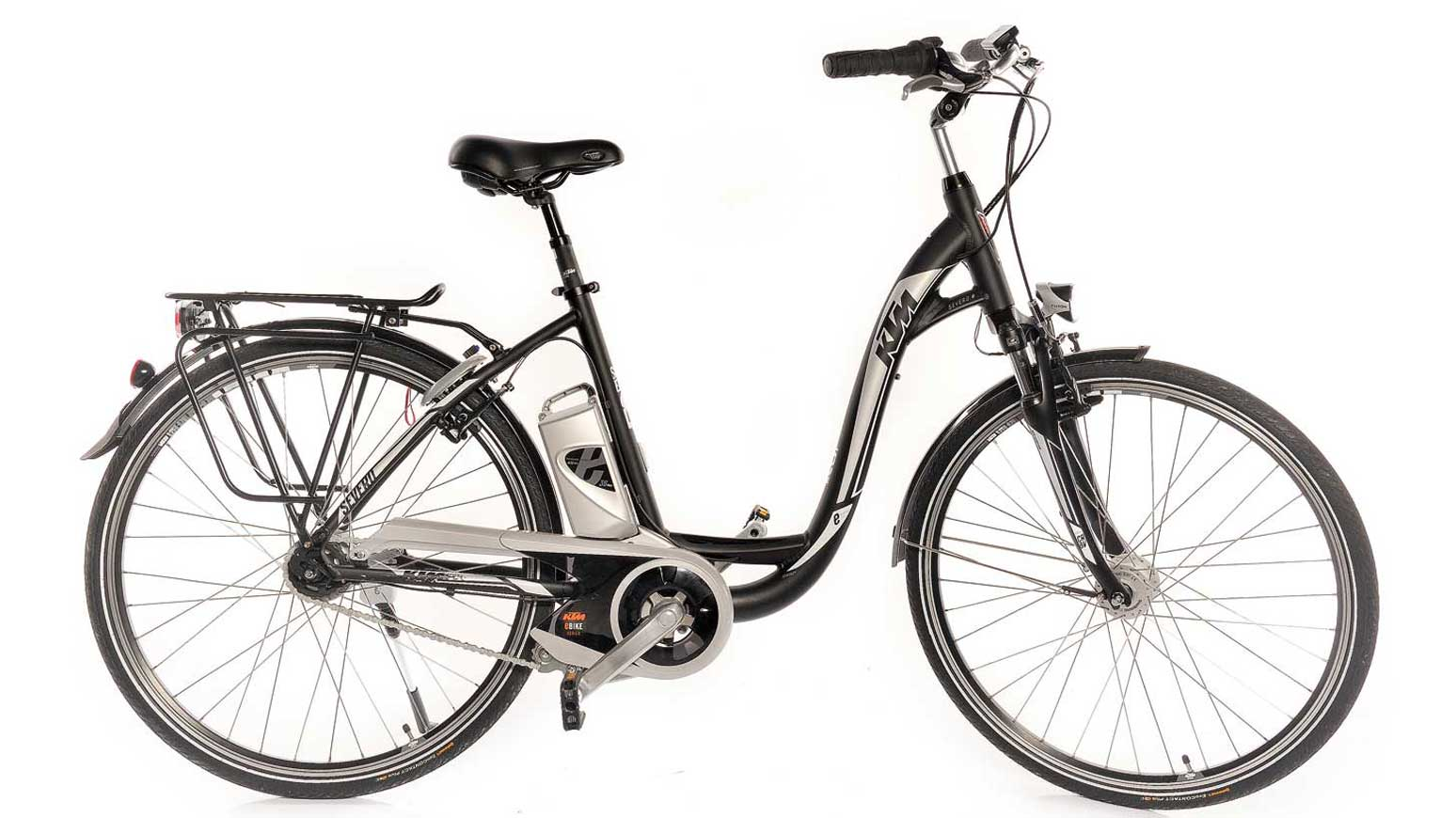 Test KTM Severo 8-RT: Stadt-E-Bike aus dem Modelljahr 2012